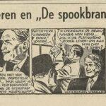 Paul Vlaanderen strip De spookbrandweerman 19