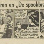 Paul Vlaanderen strip De spookbrandweerman 21