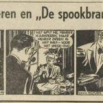 Paul Vlaanderen strip De spookbrandweerman 22