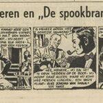 Paul Vlaanderen strip De spookbrandweerman 25