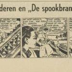 Paul Vlaanderen strip De spookbrandweerman 26