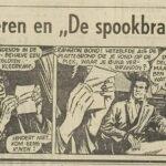 Paul Vlaanderen strip De spookbrandweerman 27