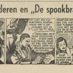 Paul Vlaanderen strip De spookbrandweerman 28