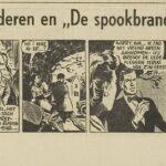 Paul Vlaanderen strip De spookbrandweerman 31