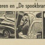 Paul Vlaanderen strip De spookbrandweerman 32