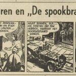 Paul Vlaanderen strip De spookbrandweerman 34