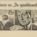 Paul Vlaanderen strip De spookbrandweerman 35