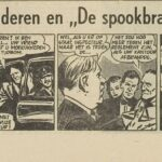 Paul Vlaanderen strip De spookbrandweerman 37
