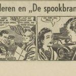 Paul Vlaanderen strip De spookbrandweerman 38