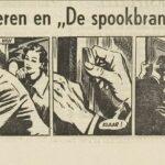 Paul Vlaanderen strip De spookbrandweerman 39