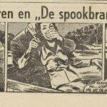 Paul Vlaanderen strip De spookbrandweerman 41