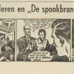 Paul Vlaanderen strip De spookbrandweerman 42