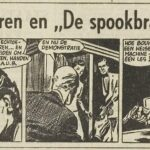 Paul Vlaanderen strip De spookbrandweerman 43