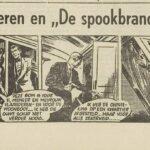 Paul Vlaanderen strip De spookbrandweerman 44