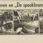 Paul Vlaanderen strip De spookbrandweerman 45