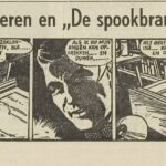 Paul Vlaanderen strip De spookbrandweerman 46