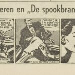 Paul Vlaanderen strip De spookbrandweerman 47