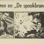 Paul Vlaanderen strip De spookbrandweerman 48