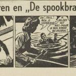Paul Vlaanderen strip De spookbrandweerman 49