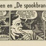 Paul Vlaanderen strip De spookbrandweerman 50