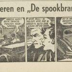 Paul Vlaanderen strip De spookbrandweerman 51