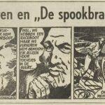 Paul Vlaanderen strip De spookbrandweerman 52