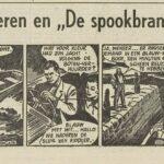 Paul Vlaanderen strip De spookbrandweerman 53