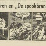 Paul Vlaanderen strip De spookbrandweerman 56