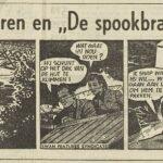 Paul Vlaanderen strip De spookbrandweerman 57