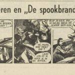 Paul Vlaanderen strip De spookbrandweerman 58