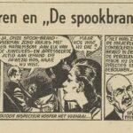 Paul Vlaanderen strip De spookbrandweerman 60 einde