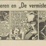 Paul Vlaanderen strip De vermiste Tweeling 02
