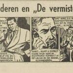 Paul Vlaanderen strip De vermiste Tweeling 03