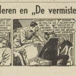 Paul Vlaanderen strip De vermiste Tweeling 05