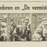 Paul Vlaanderen strip De vermiste Tweeling 06