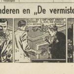 Paul Vlaanderen strip De vermiste Tweeling 08