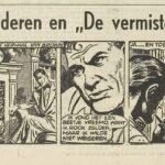 Paul Vlaanderen strip De vermiste Tweeling 09