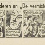 Paul Vlaanderen strip De vermiste Tweeling 10
