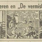 Paul Vlaanderen strip De vermiste Tweeling 11
