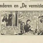 Paul Vlaanderen strip De vermiste Tweeling 12
