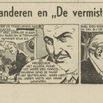 Paul Vlaanderen strip De vermiste Tweeling 13
