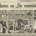 Paul Vlaanderen strip De vermiste Tweeling 14