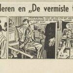 Paul Vlaanderen strip De vermiste Tweeling 15