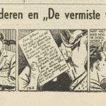 Paul Vlaanderen strip De vermiste Tweeling 16