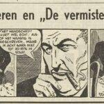 Paul Vlaanderen strip De vermiste Tweeling 17
