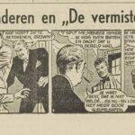 Paul Vlaanderen strip De vermiste Tweeling 18