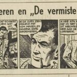 Paul Vlaanderen strip De vermiste Tweeling 19
