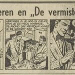 Paul Vlaanderen strip De vermiste Tweeling 20