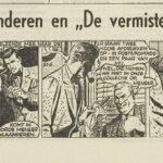 Paul Vlaanderen strip De vermiste Tweeling 21