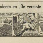 Paul Vlaanderen strip De vermiste Tweeling 22